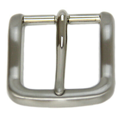 Replacement Belt Buckle For 1 3/8 Inch Width Brushed Nickel Finish