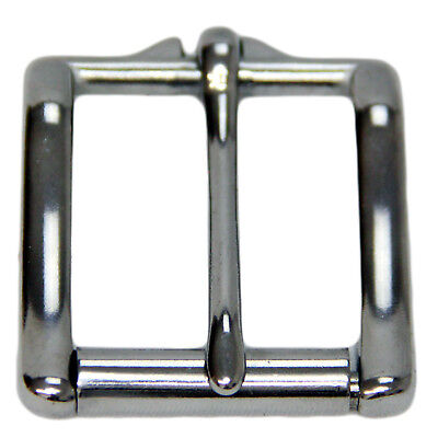 Replacement Belt Buckle Roller For 1 1/4 Inch Width Stainless Steel Nickel Free