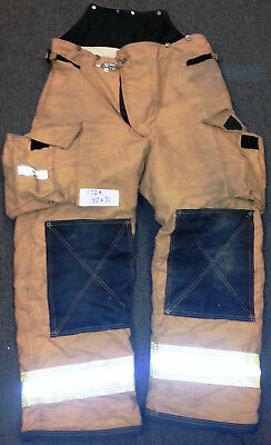 40x31 Pants Firefighter Turnout Bunker Fire Gear Fire-Dex P729