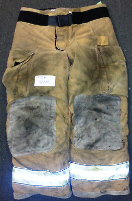 40x28 Pants Firefighter Turnout Bunker Fire Gear Globe GXtreme P726