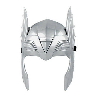 Thor Helmet The Avengers Plastic Masquerade Party Halloween Cosplay Mask New