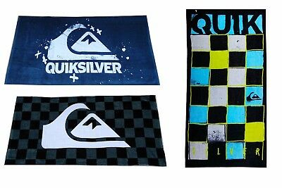 **Quiksilver** Beach Bath Sports Towel Unisex Printed Towels New Design 160*80cm