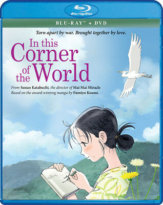 In This Corner Of The World [New Blu-ray] 2 Pack, Widescreen