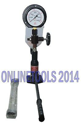 Diesel Injector Nozzle Pop Pressure Tester  - Economical Model New