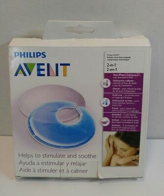 Philips AVENT Thermal Gel Pads, 2 Pack, Free Shipping