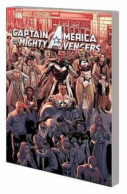 Captain America And Mighty Avengers TP Last Days VOL 02 MARVEL COMICS