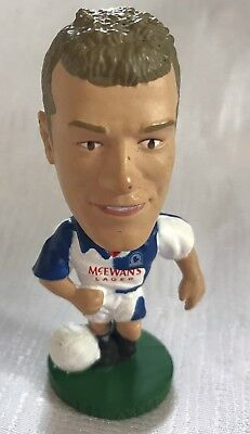 RARE Corinthian Football Figures - BLACKBURN ROVERS - 1995 - ALAN SHEARER PL04