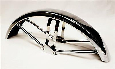 Yamaha Fs1E Dx Front Chrome Mudguard / Fender Dx Disc Brake Models