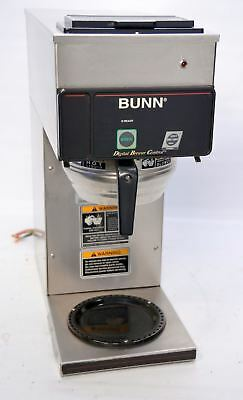 Bunn CDBCP35 Digital Automatic Coffee Brewer 240V Pourover or Plumb-In Machine