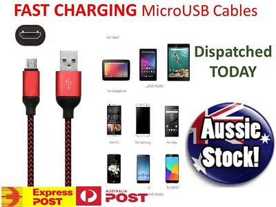 Genuine Fast charging Micro USB cable for Samsung Galaxy S4 S5 S6 S7 edge LG ZTE