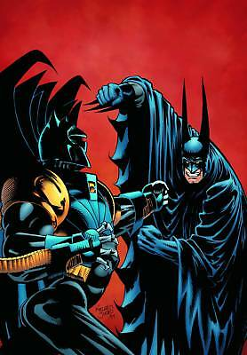 Batman Knightfall TP New Ed VOL 03 Knightsend DC COMICS