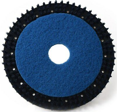 "MALISH 17"" CLEAN-GRIT POWER-PAD w/RISER, PLATE & PAD (fits most 18"" machines)"