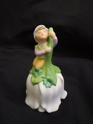 1983 Avon Jack And The Beanstalk Series Fairy Bell--Retired