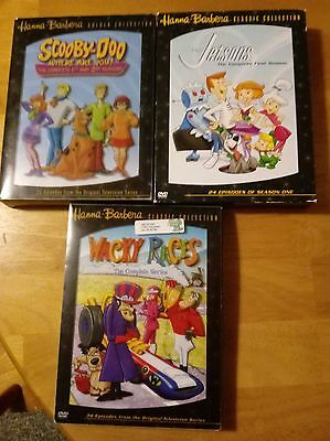 Lot Of Hanna Barbera Classic Series