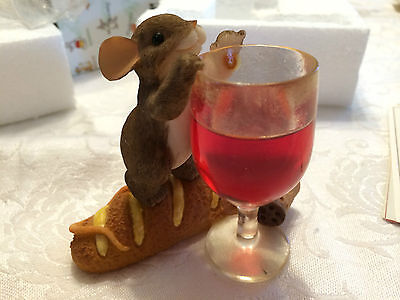 """Charming Tails """"Like Fine Wine, You Improve With Age"""" SIGNED BY DEAN GRIFF"""