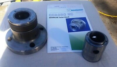 QUADRO NC Collet Chuck with A2/6 Spindle Adaptor