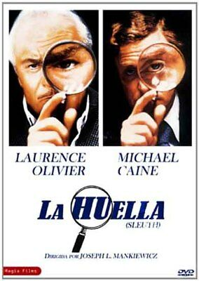 Sleuth NEW PAL Arthouse DVD Joseph L. Mankiewicz Laurence Olivier Michael Caine