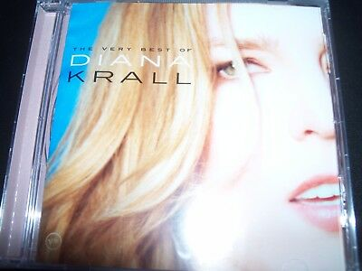Diana Krall The Very Best Of Greatest Hits (Australia) CD - New
