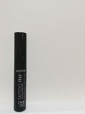 Boots 17 Seventeen Tattoo Me Semi Permanent Liquid EyeLiner New Sealed Authentic