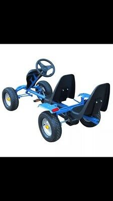 Classic Go-Cart BFR with FREE Passenger Seat in BLUE-RED-GREEN-SIMILAR to Berg