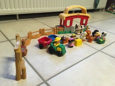 fisher price little people Bauern Hof