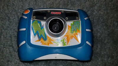 Fisher Price Camera Kid Tough Beginner for Children Toy
