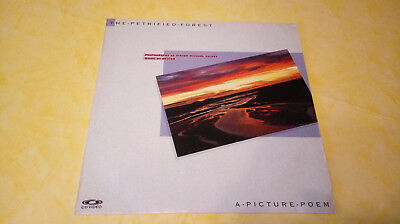 Englische Laserdisc - The Petrified Forest - A Picture Poem