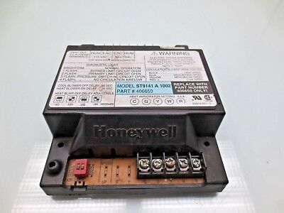 Honeywell ST9141A1002 Furnace Control Circuit Board 406650 rm7895a1014 wiring diagram rm7895a1014 wiring diagram \u2022 indy500 co honeywell rm7895a1014 wiring diagram at bayanpartner.co