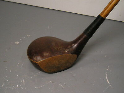 Bob Randall Corry PA Spring Valley Elyria OH Antique Hickory Shaft Golf Club Old