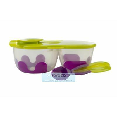 B.Box The Essential Snack Pack - Graparama Baby Toddler Food Box