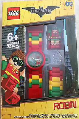 Lego 8020868 Robin  watch Super Heroes From The Batman Movie