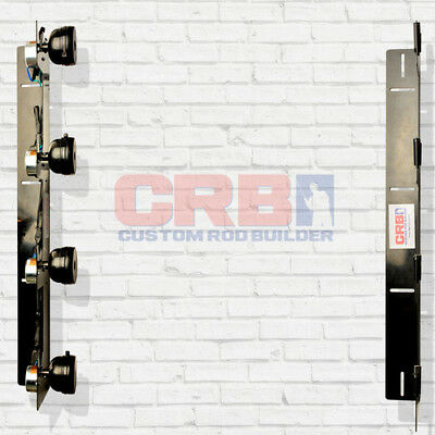 CRB Vertical Wall Mount 4 Rod Dryer 18RPM 220V-with FREE additional support stan