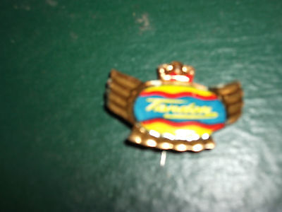 TANDON  motorcycle very old lapel,hat pin badge