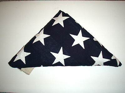 WWII USA 48 Star Flag 9-1/2' x 5' - Valley Forge Flag Co.