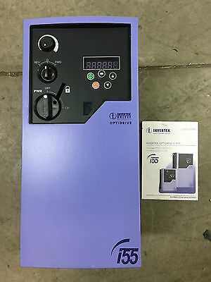VSD VFD Invertek New Original Packaging FREE POST 415 volt 1.5, 2.2 & 4 Kw.