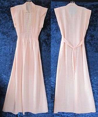 New Vintage Reproduction of an Antique Nightgown Size L
