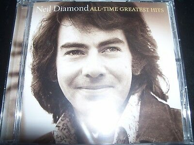 NEIL DIAMOND All Time Greatest Hits Very Best Of (Australia) CD - NEW