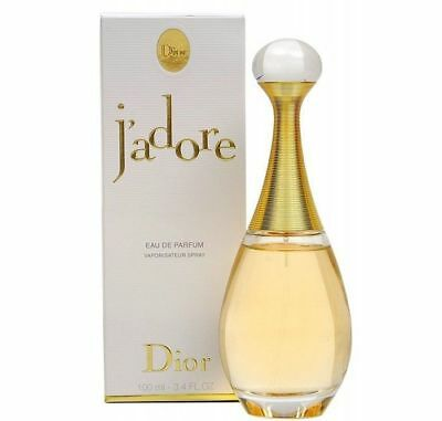 Christian Dior J'adore 100 ml  Women's Perfume EDP New in Sealed BOX!!