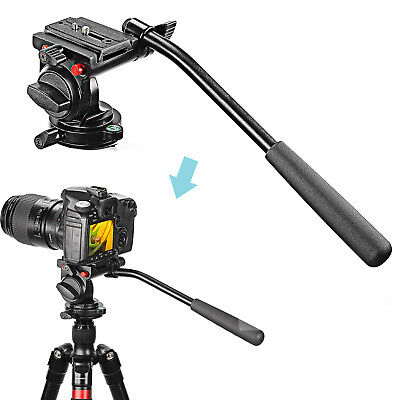 Neewer Pro Flexible Aluminum Camera Head for Canon,Nikon and Other DSLR Cameras