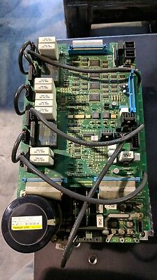 Fanuc * Servo Amplifier Board * A06B-6076-H005