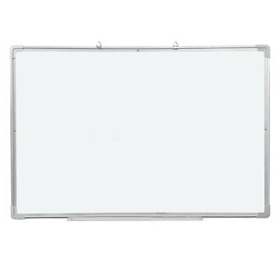 Magnetic Dry Wipe Whiteboard & Eraser Memo Teaching Board Kitchen Office F7M8