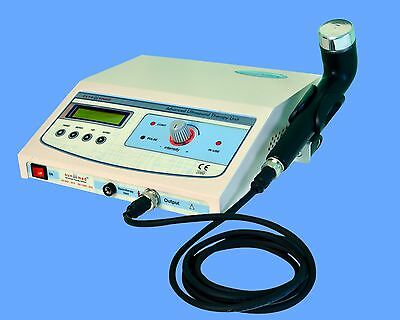 Physiotherapy Ultrasound Therapy Unit 1 Mhz Pain Relief LCD preset Dynosound SuN