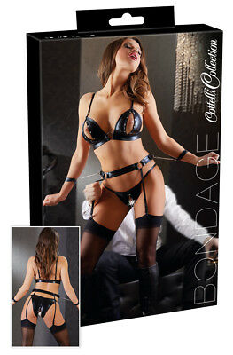 Cottelli Collection Bondage BH Set Bondage S BH Set 22126921021