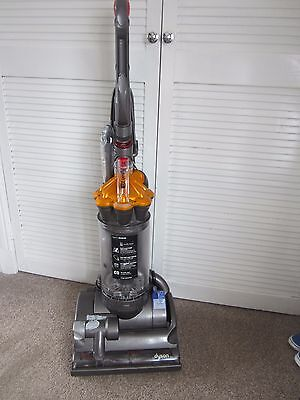 Dyson Dc27 Multi-Floor Bagless Upright Hepa Cleaner With Combi Tool