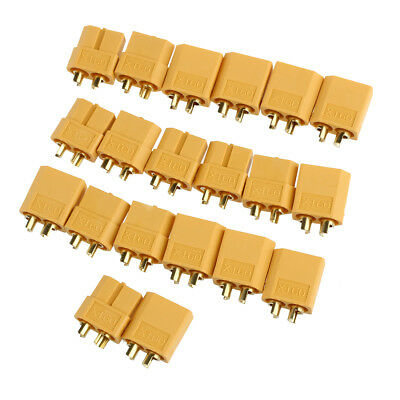 10 pairs XT60 female / male bullet Connectors for RC Battery R1U7