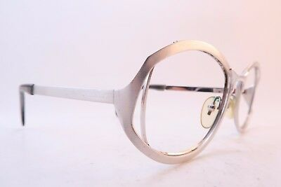 Vintage 60s Actuell eyeglasses frames Mod 319 Size 52-16 125 made in Germany