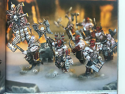 Warhammer Age of Sigmar Chaos bloodreavers blood reavers bloodbound