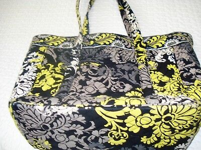 Vera Bradley large tote with laptop compartment