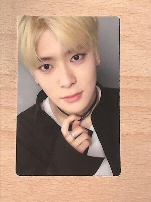 NCT 127 - Limitless Official Paper Toy Jaehyun photocard, kpop