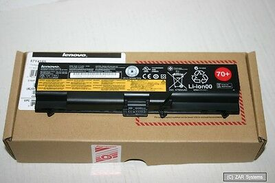 Original Lenovo 70+ Akku Battery 6 Cell 0A36302, 45N1001 für ThinkPad T510, W510